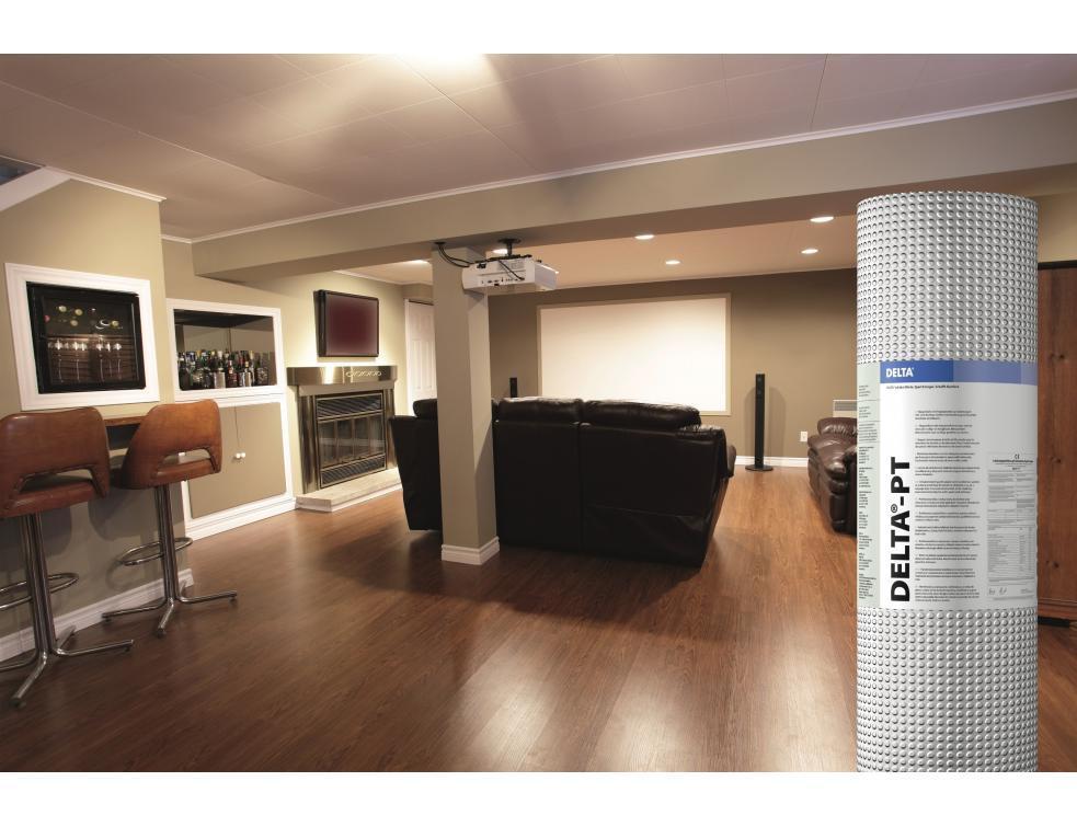 r novation de cave humide delta pt la solution simple rapide et. Black Bedroom Furniture Sets. Home Design Ideas