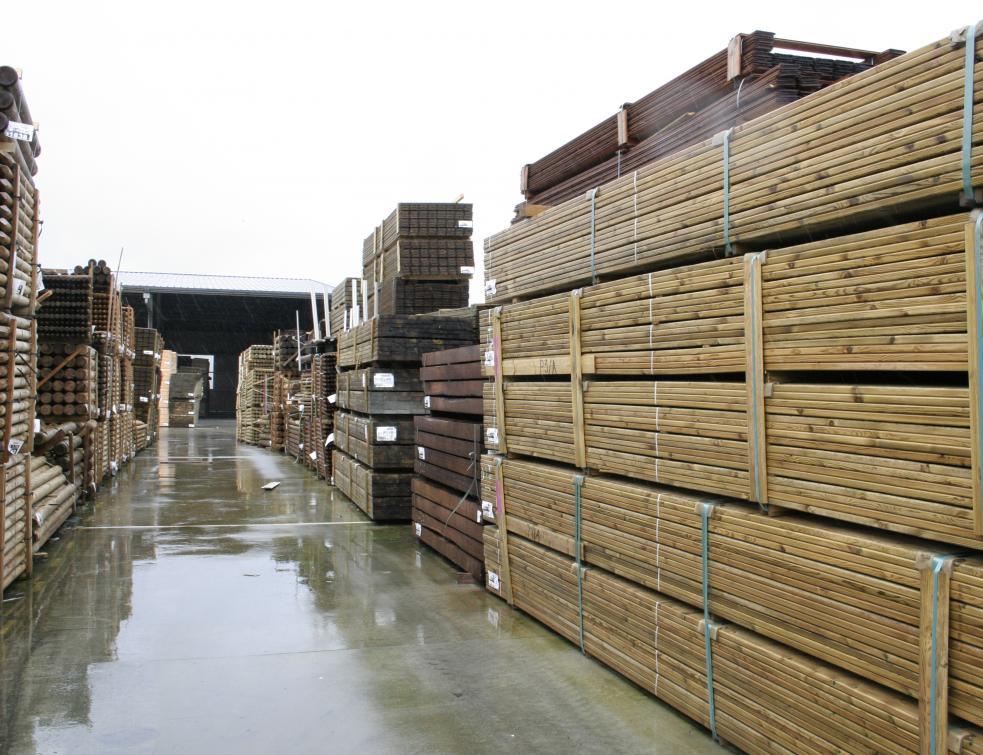 Protac parie sur le bois de qualité certifié