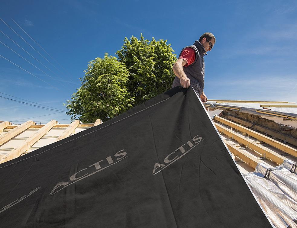 TRISO-TOITURE : la solution d'isolation idéale en toiture par l'extérieur