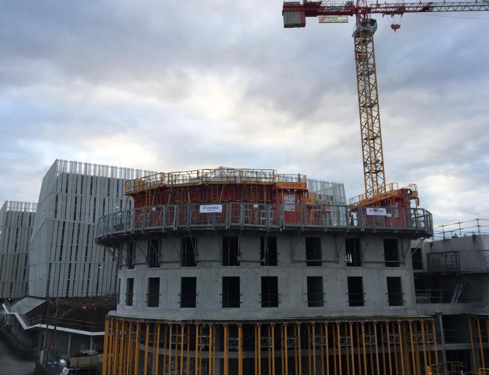 Le Bâtiment redoute un essoufflement de l'activité dès 2018