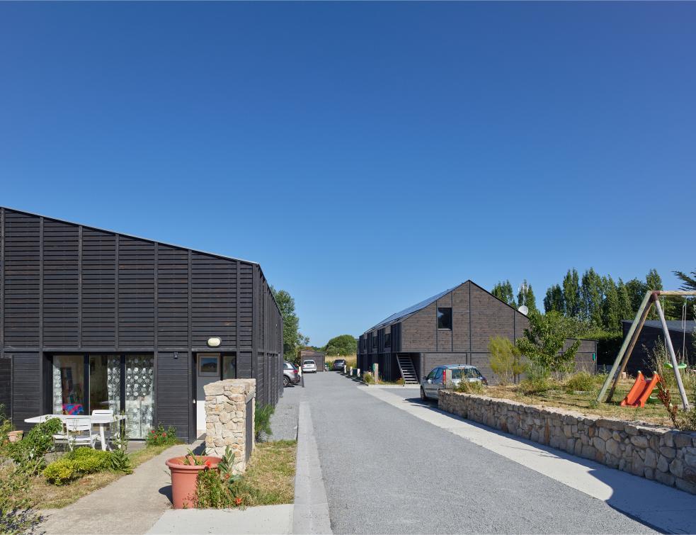 L'architecte Angélique Chedemois parie sur le Bepos avec les entreprises locales