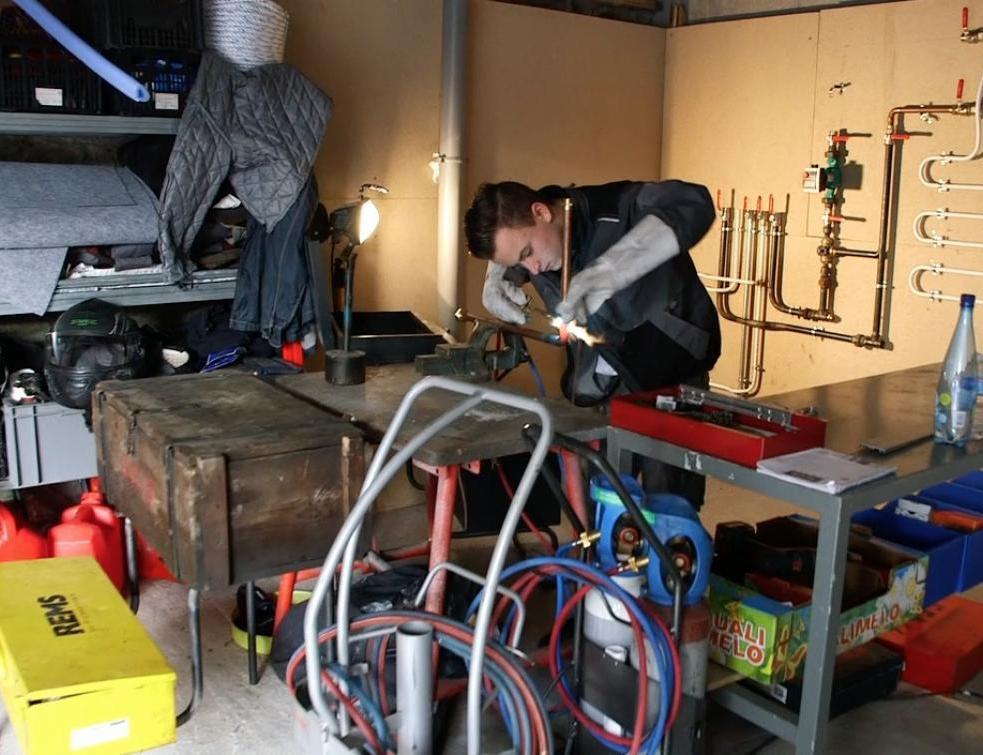 Ma vie d'apprenti : Willliam se prépare pour les Olympiades des métiers