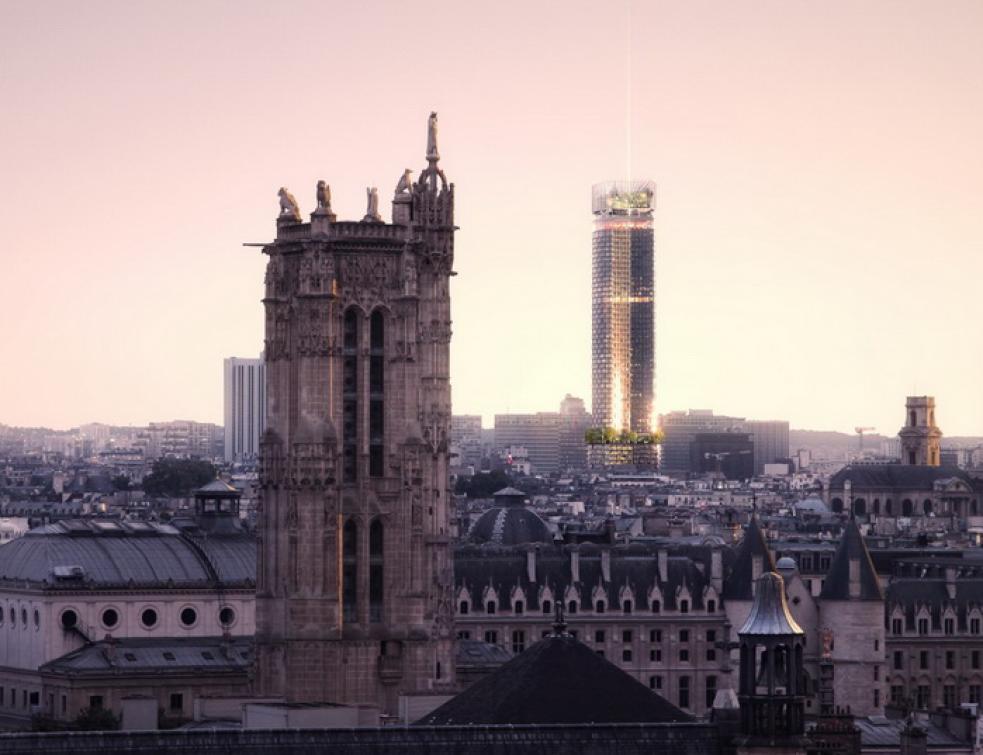 Rénovation de la Tour Montparnasse : les deux premiers projets sont connus