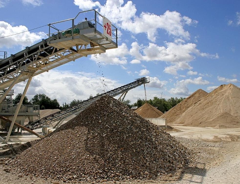 Grève SNCF: les producteurs de granulats craignent une désorganisation