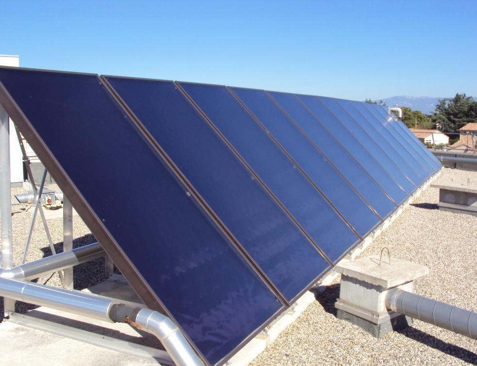 Le solaire thermique, une énergie de plus en plus attractive