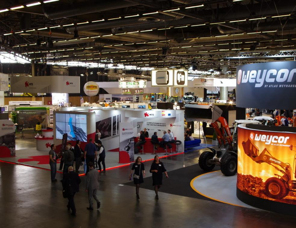 Ces 14 Start-Up facilitent la gestion du matériel de chantier à Intermat 2018