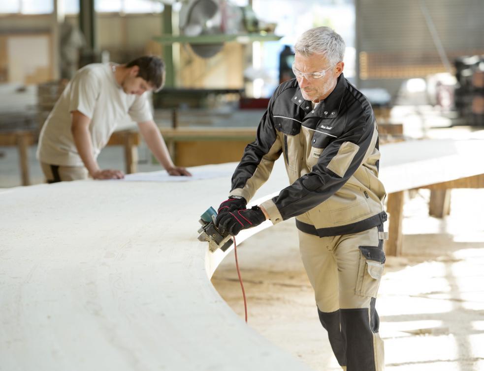 Industrie et artisanat : trouver les bons vêtements de travail
