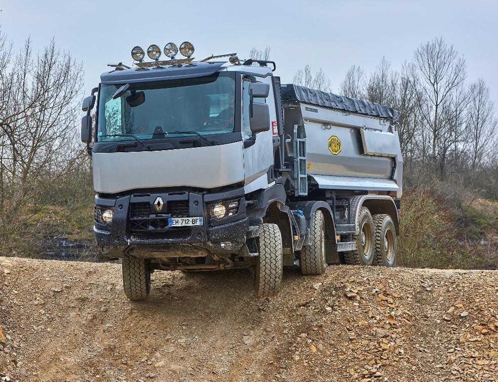 Renault Trucks gamme K et C, des camions à toute épreuve