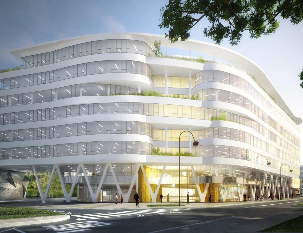 Le plus grand siège de Danone dans le monde sera à Rueil-Malmaison