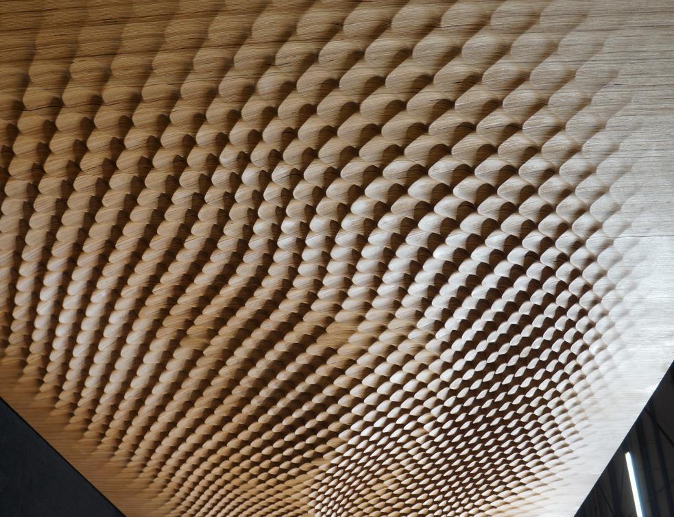 Quelles tendances pour le matériau bois au Carrefour de Nantes ?