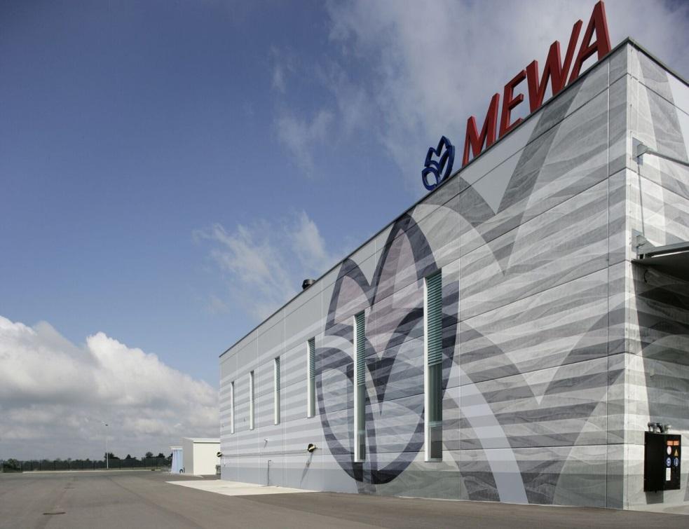 Record battu : MEWA a lavé un milliard de lavettes
