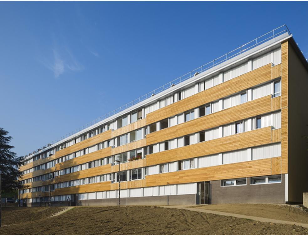 Une 3e étude sur les bâtiments rénovés basse consommation