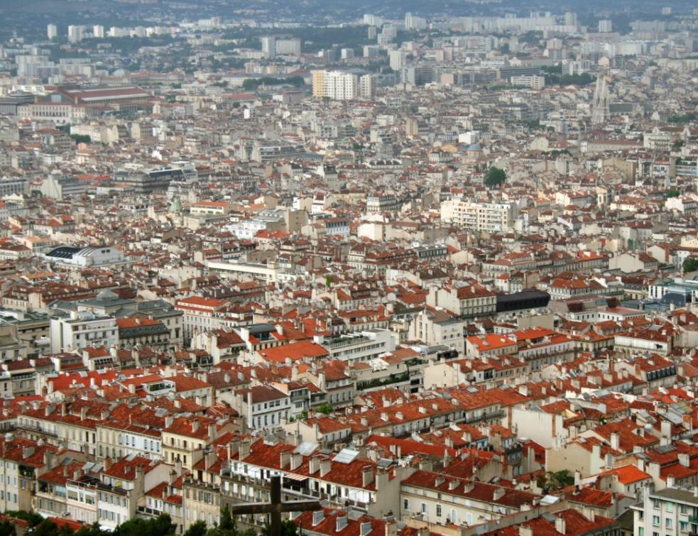 Les habitants les plus riches quittent les quartiers prioritaires de la ville