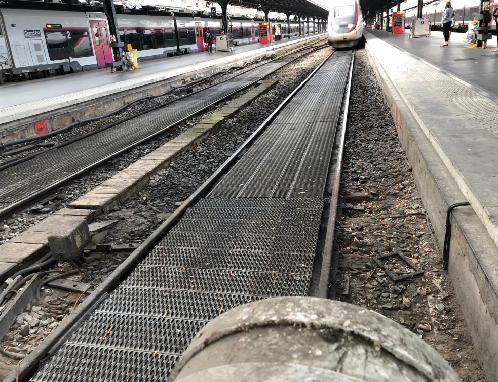 Eiffage acquiert le spécialiste du ferroviaire Meccoli