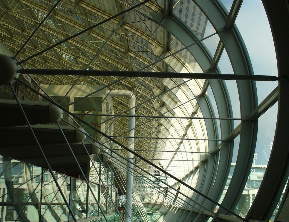 Décès de l'architecte Paul Andreu, créateur de l'aéroport de Roissy