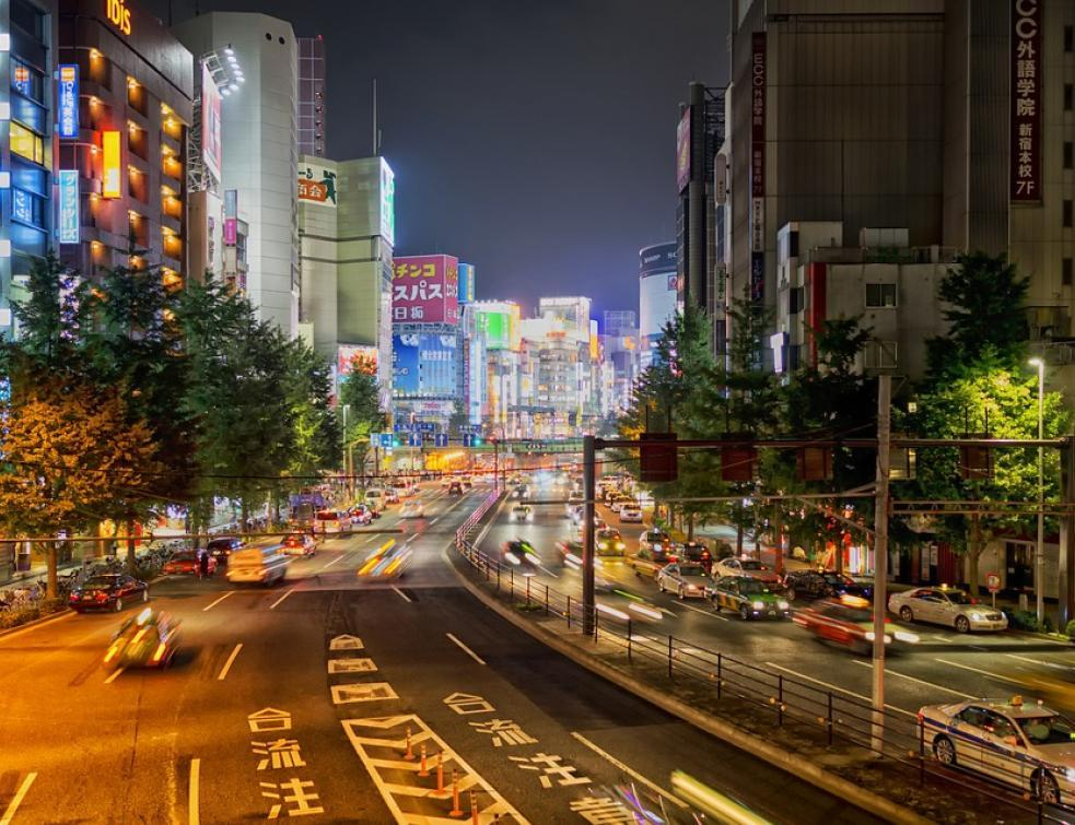Christian de Portzamparc: les villes du Japon, une direction pour l'avenir