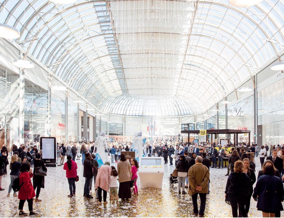 Centres commerciaux: le chiffre d'affaires de Klépierre en hausse