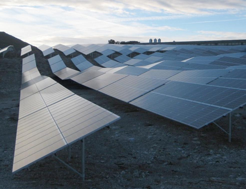 Energies renouvelables: le solaire préféré à l'éolien