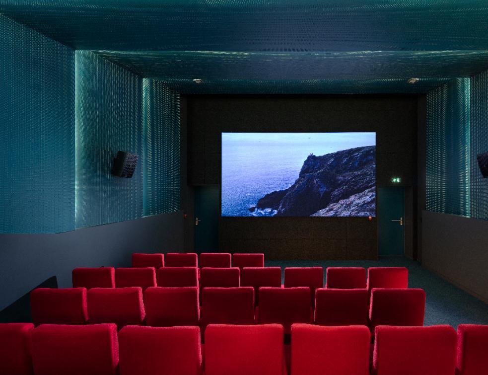 Nouvelle salle de cinéma pour Ouroux-en-Morvan