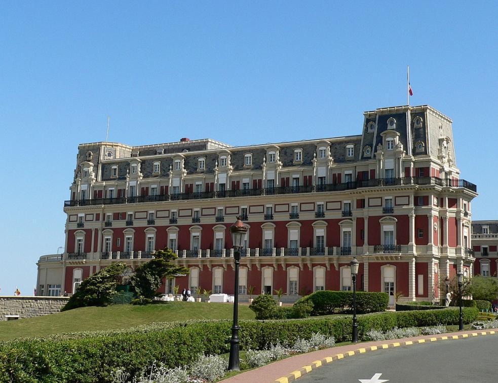 Eiffage rénovera le palace de Biarritz