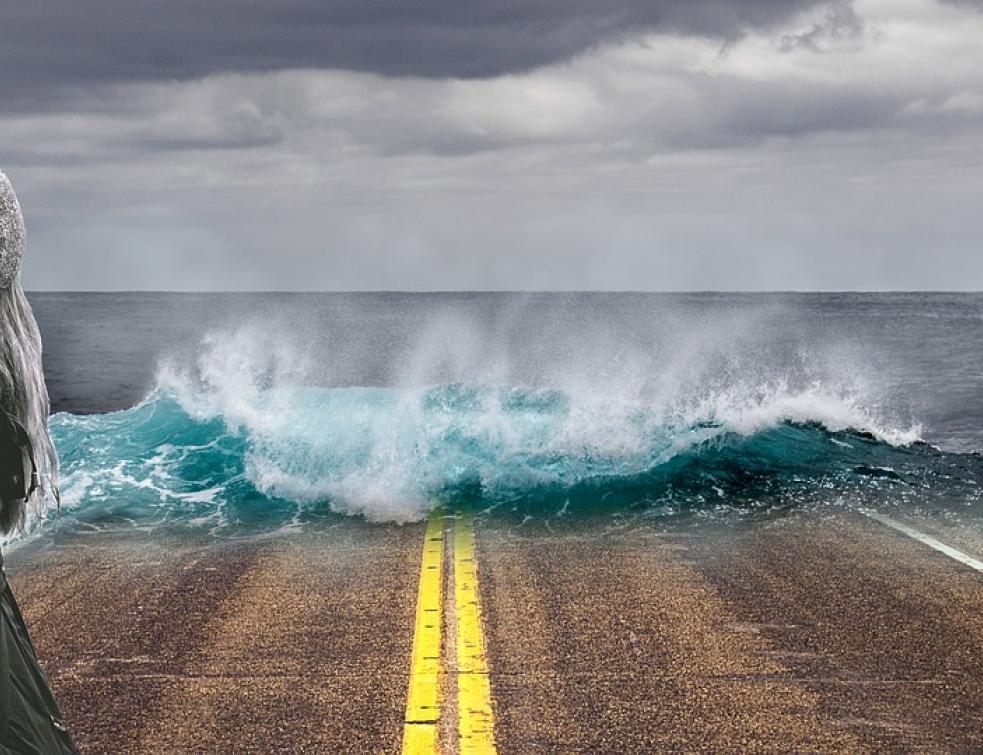 Les Français inquiets du changement climatique se jugent impuissants