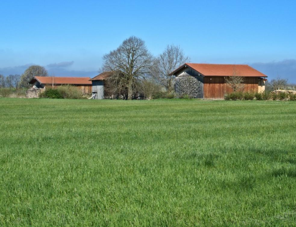 Zones agricoles défavorisées: près de Cluny, un élu rêve aux