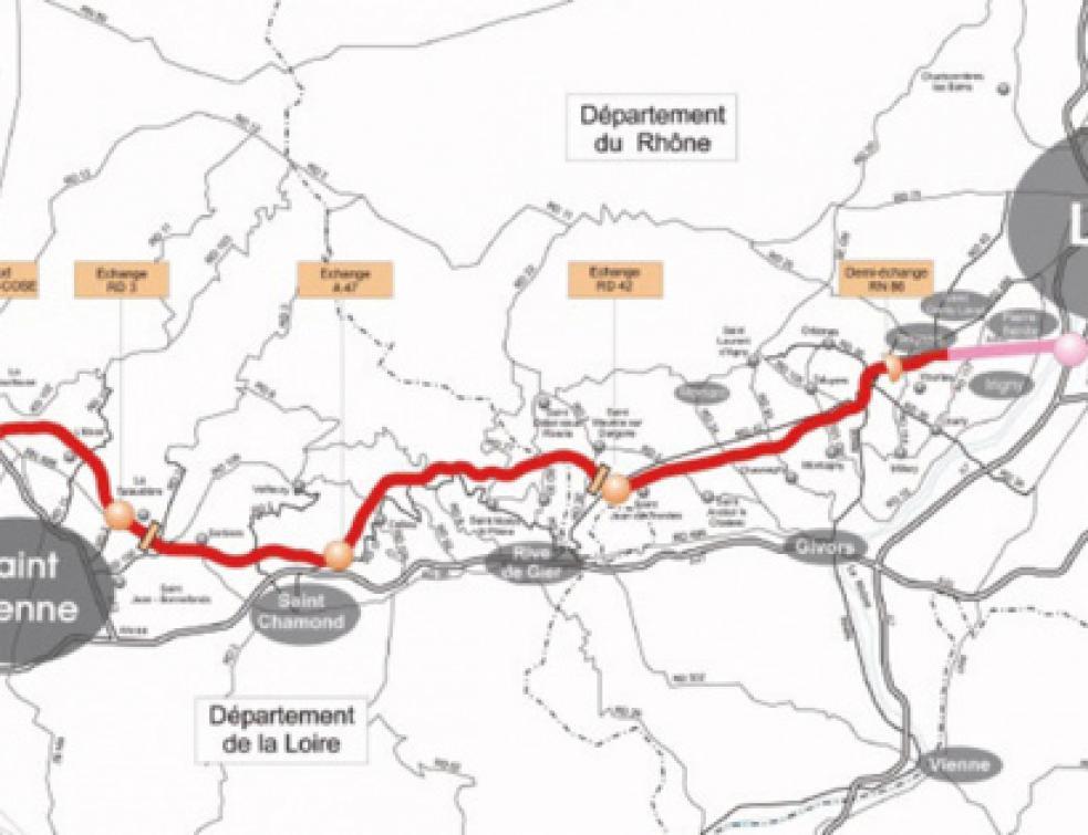 Recours en Conseil d'Etat contre l'annulation du projet d'autoroute A45