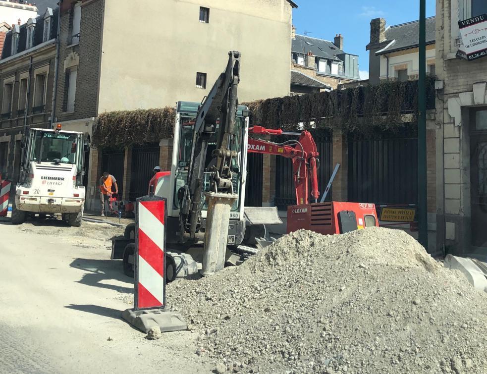 Les travaux publics prévoient un ralentissement en 2019