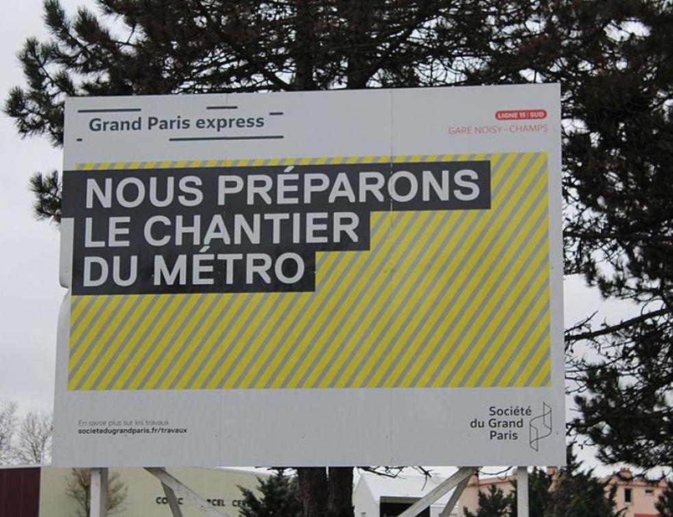 La Société du Grand Paris va collaborer avec la justice