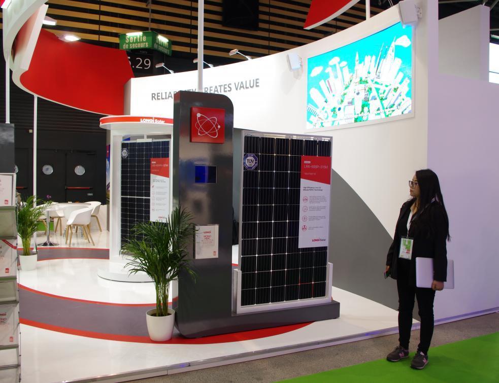 Bois, photovoltaïque et pompes à chaleur à BePositive 2019