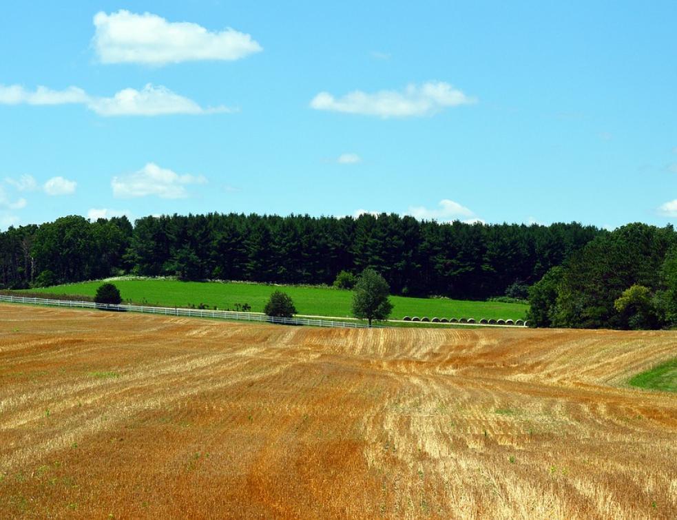 La Confédération paysanne contre l'artificialisation des terres