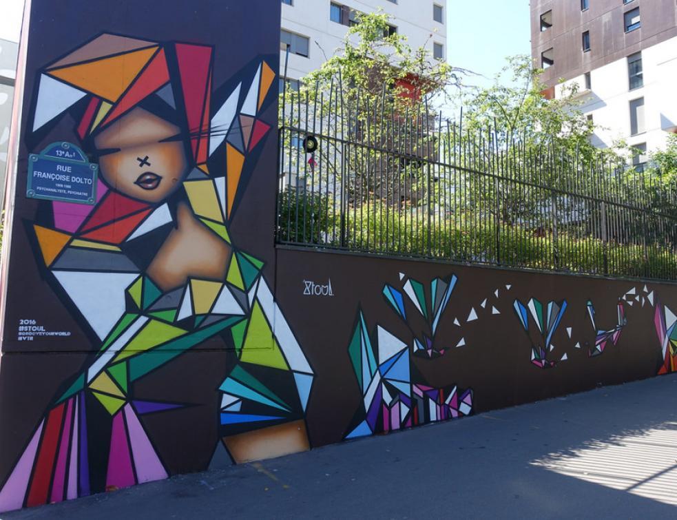 Une exposition de rue autour de Banksy et de street-artistes