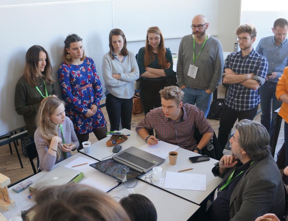 Metsä Wood : un 3e Hackathon à l'école d'architecture de Nancy