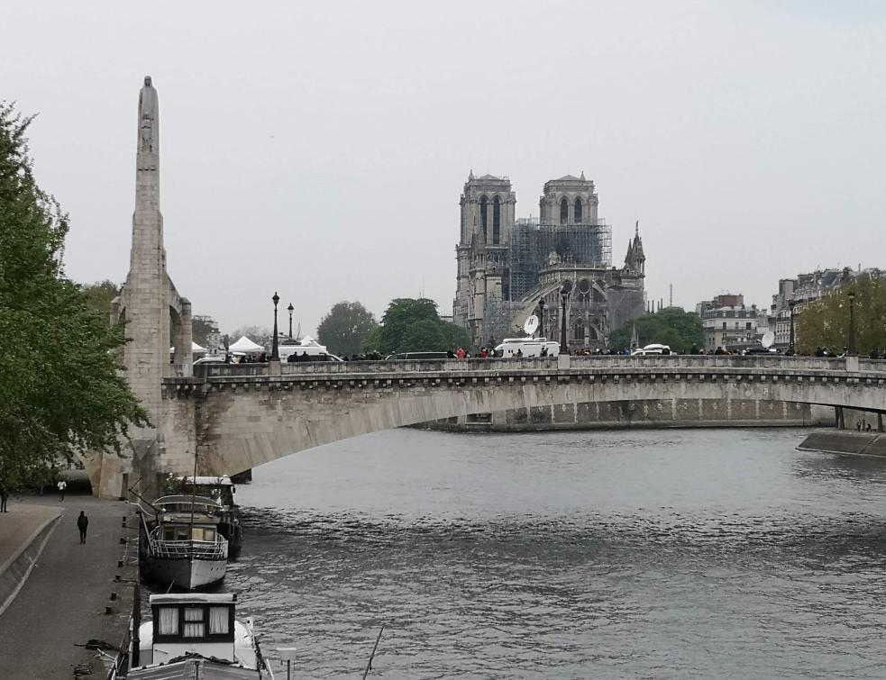 Cathédrale Notre-Dame : comment reconstruire la charpente ?