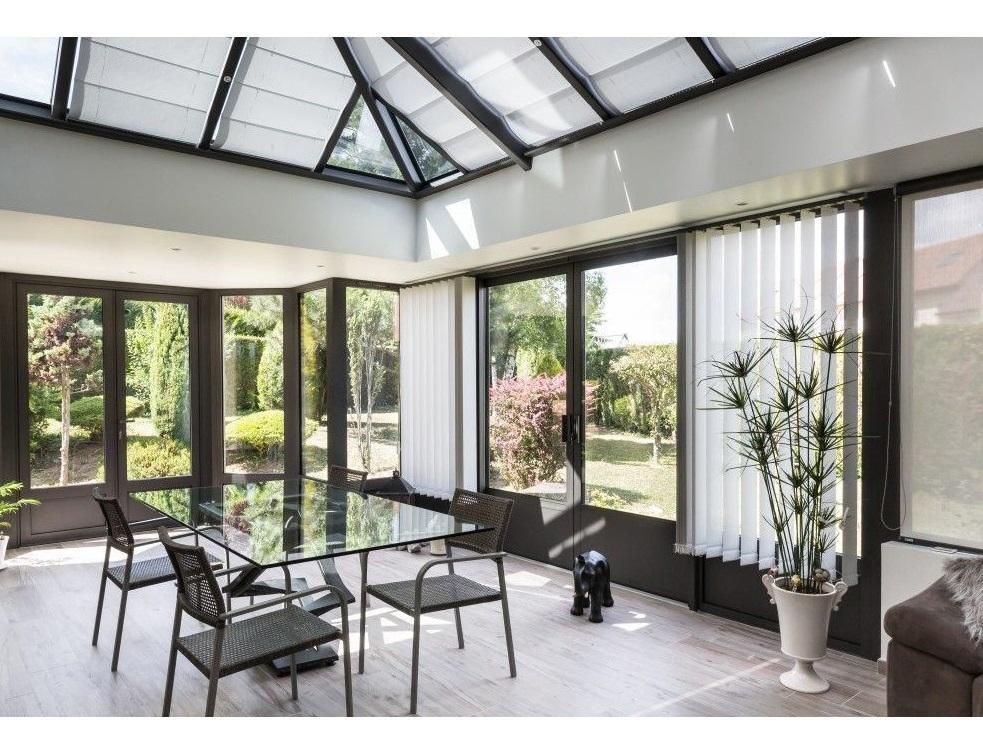 store californien bandes verticales la solution anti. Black Bedroom Furniture Sets. Home Design Ideas