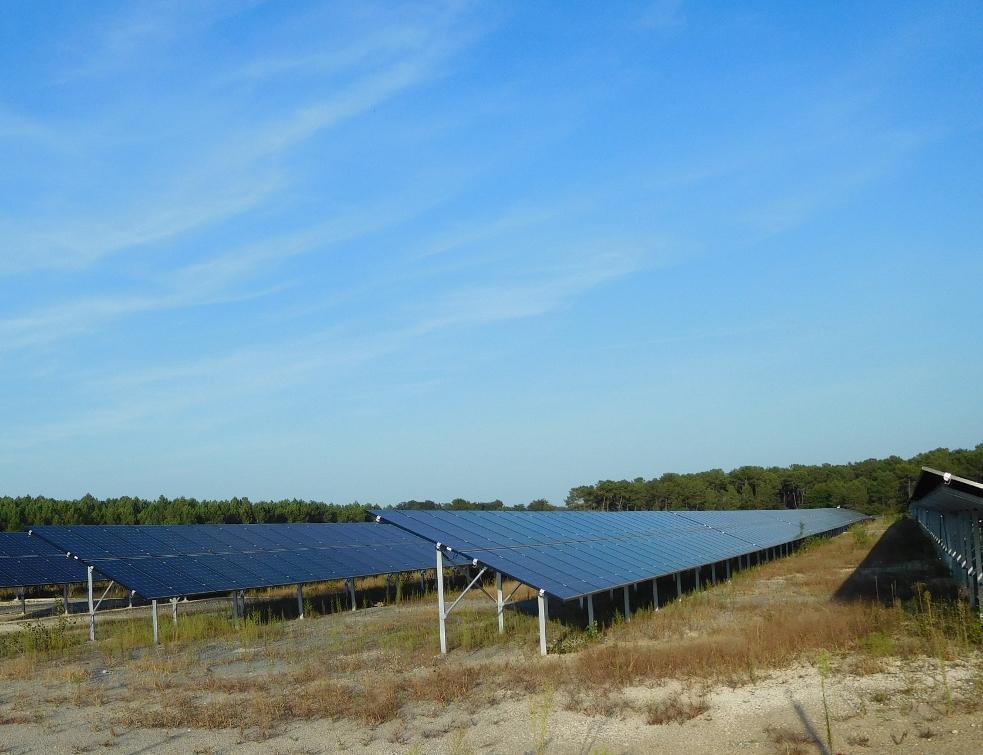 L'ancien site nucléaire de Miramas accueillera une centrale solaire