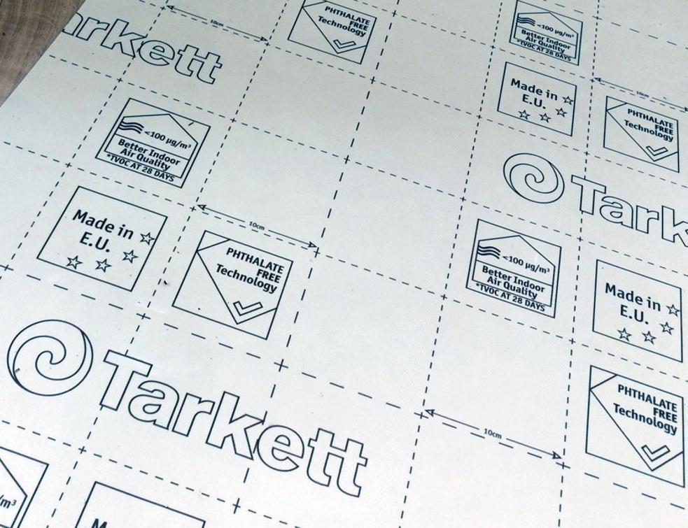 Des ventes en hausse pour Tarkett soutenues par l'Europe et le sport