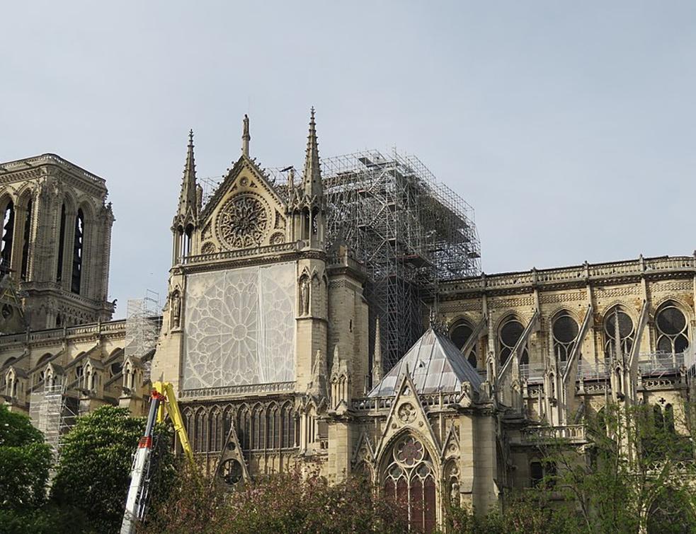 Après Notre-Dame, nouvelle souscription pour sites en péril