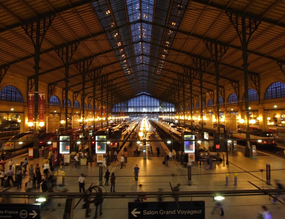 Gare du Nord : le projet de transformation évolue