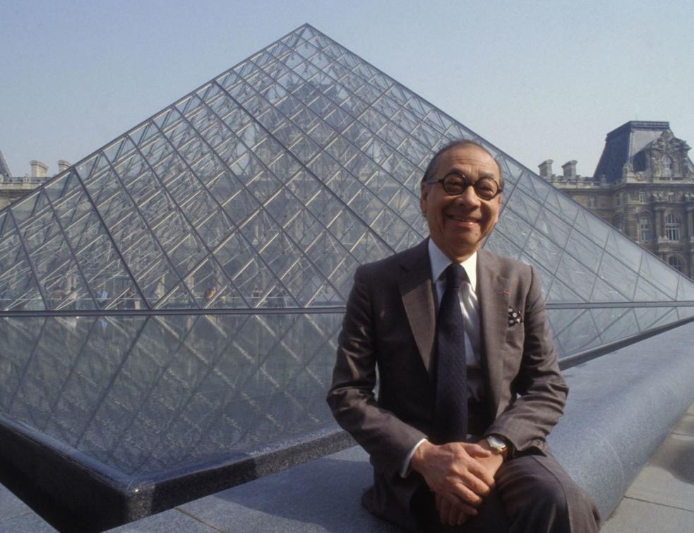 La France et le Louvre rendent hommage à Ieoh Ming Pei