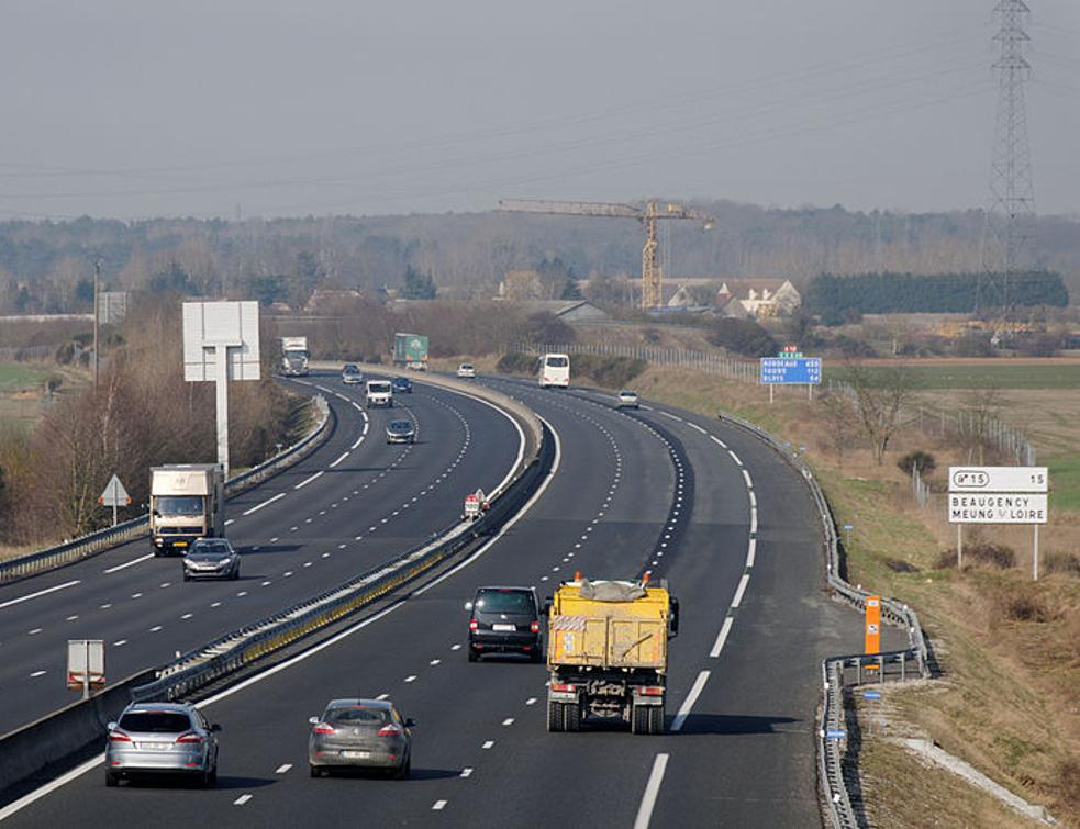 Colas et Bouygues vont élargir l'A10 pour 150 millions d'euros dans l'Indre-et-Loire