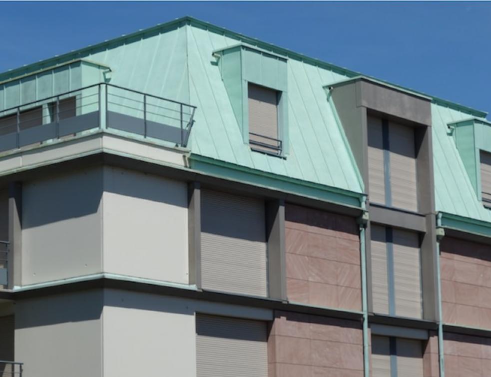 DTU 40.45 – Couvertures par éléments métalliques en cuivre