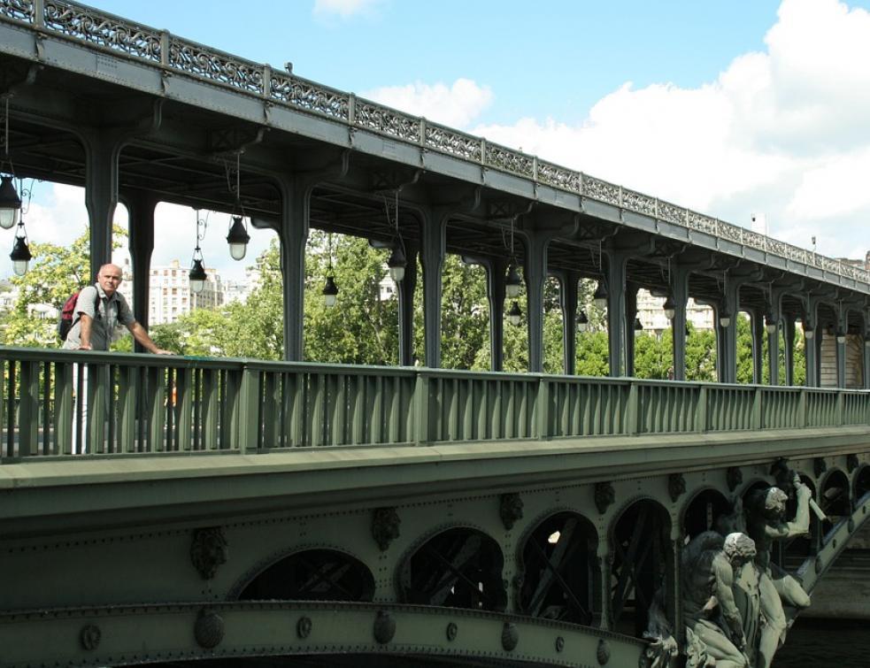 Paris: la ligne 6 du métro sera coupée pour rénover un viaduc centenaire