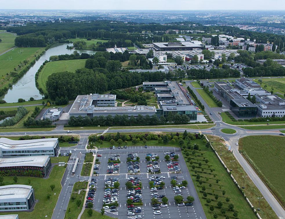 Servier lance le chantier de son centre de recherche géant à Paris-Saclay