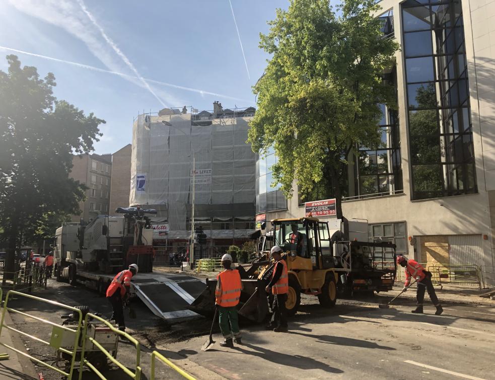 Canicule : le gouvernement et la fédération du BTP appellent à la vigilance