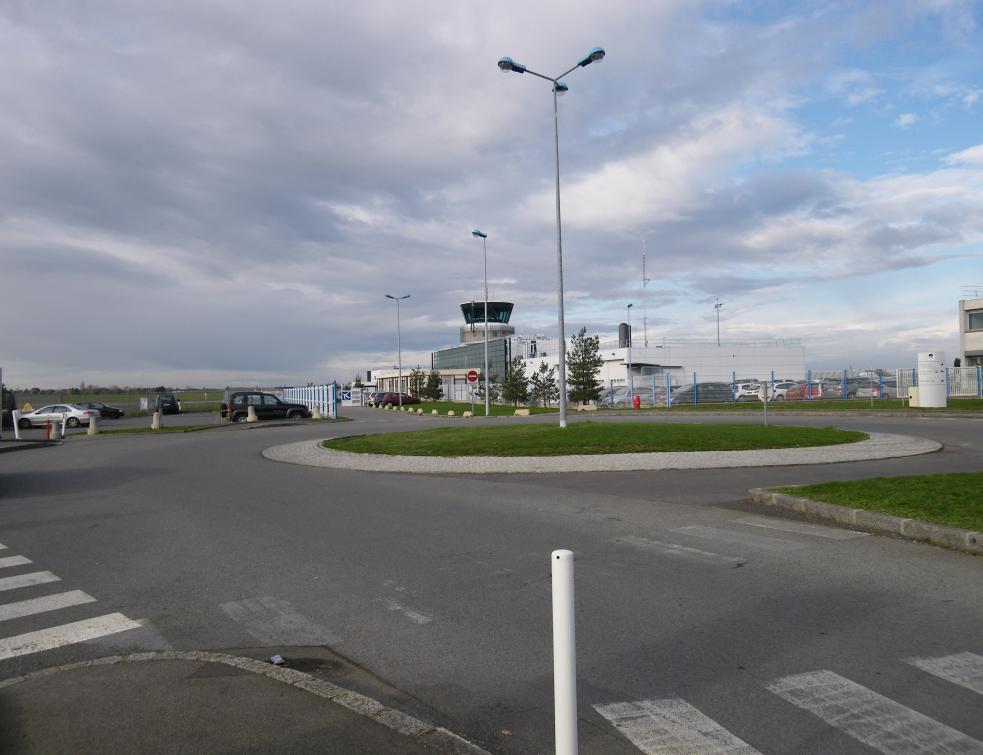 Réaménagement de l'aéroport de Rennes: les premiers travaux achevés fin juillet