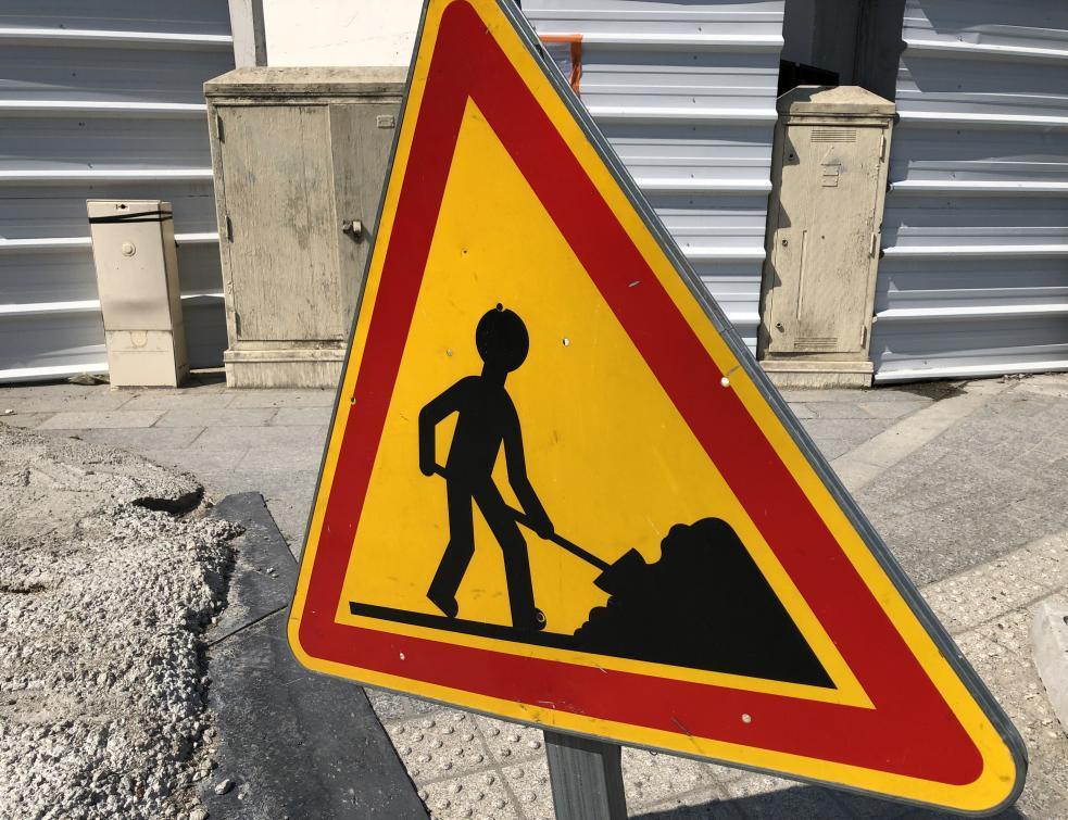 La majorité des travaux à Paris