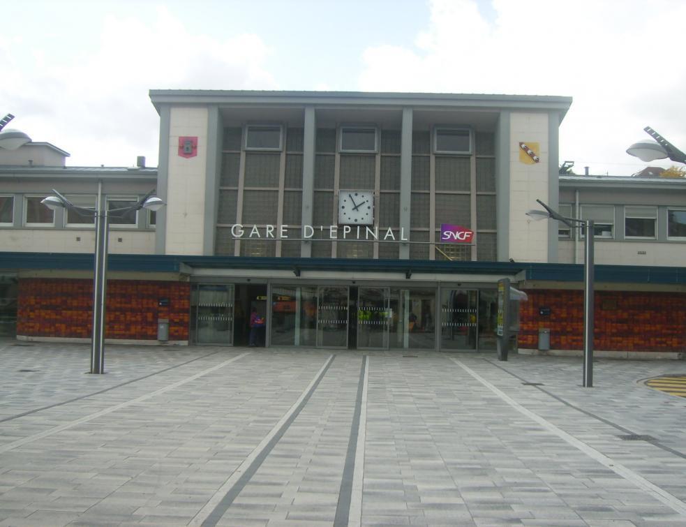 SNCF: accord pour rénover la ligne Saint-Dié - Epinal