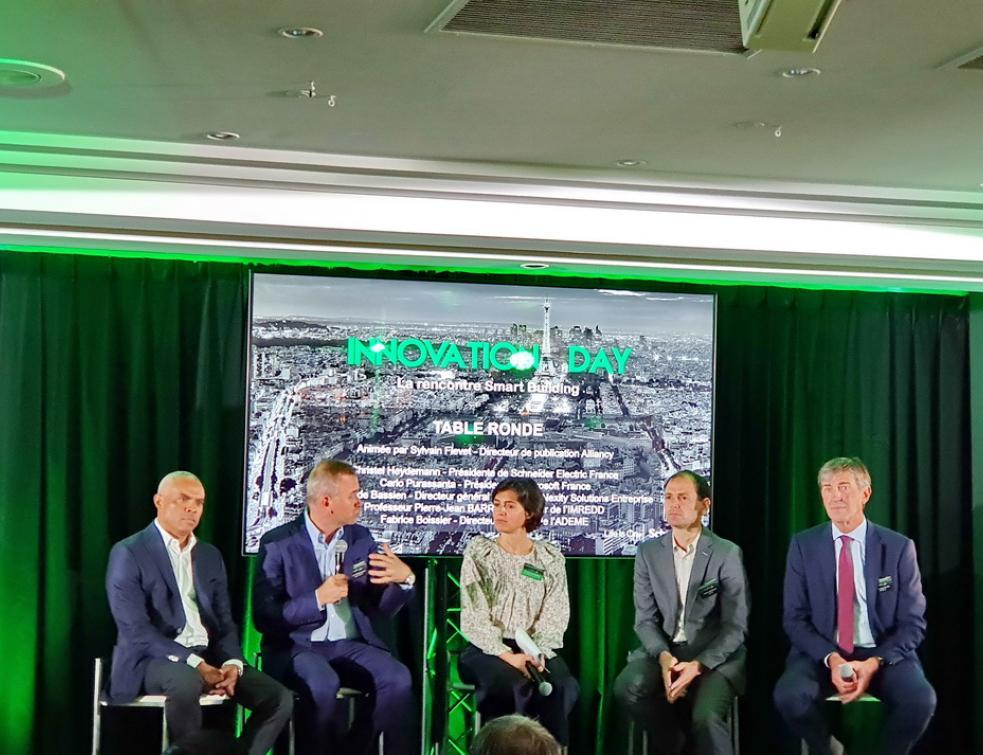 Smart building : les solutions de Schneider Electric vont au-delà des automates