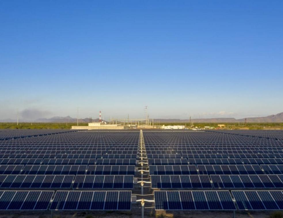 EDF Renouvelables met en service une centrale solaire au Mexique